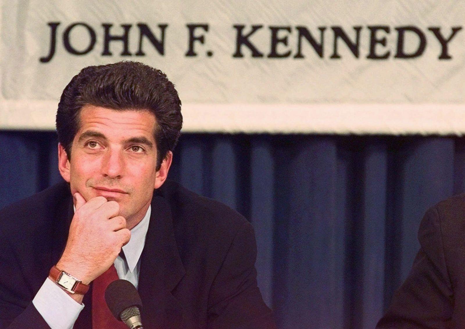 F kennedy john president