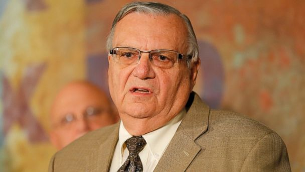 AP joe arpiao jef 140108 16x9 608 Canadian Teen Allegedly Threatens to Turn Sheriff Joe Arpaio Into a Woman