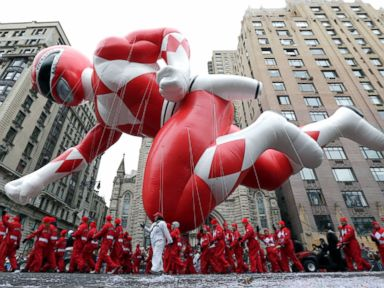 Photos:  See the Best Images From Macy's Thanksgiving Day Parade