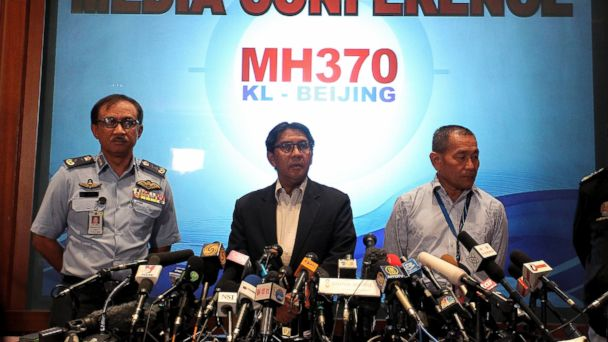 AP malaysia airlines conference jef 140310 16x9 608 Crowdsourcing the Search for Malaysia Flight 370
