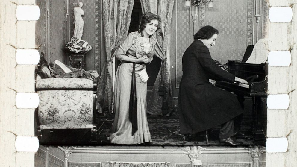 PHOTO: Lost Mary Pickford Film