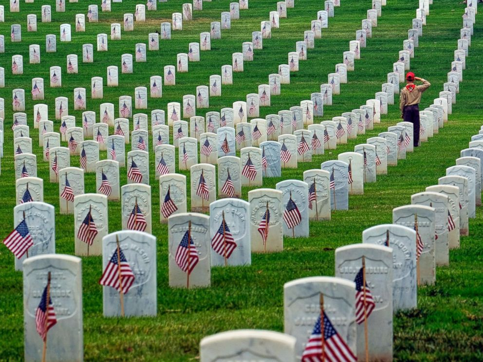 What date is memorial day