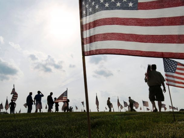 On Memorial Day, Honoring 1.2M Who Died Fighting for America