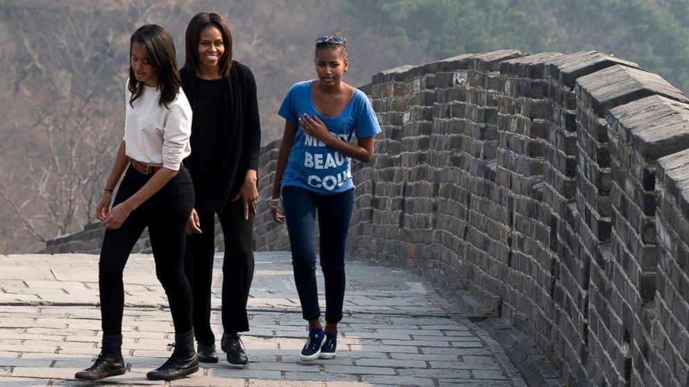 obama of united states malia obama was spotted alongside her date at ...
