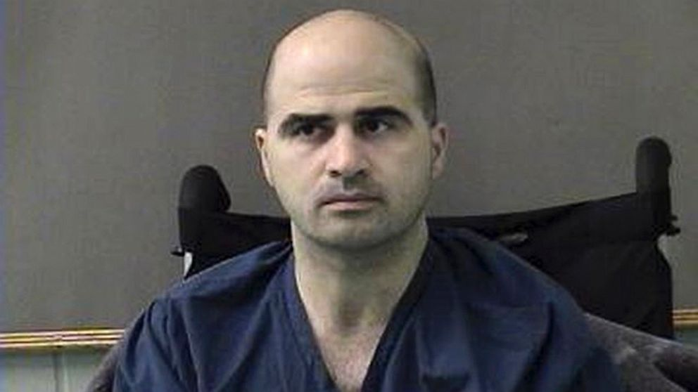 PHOTO: Fort Hood Shooter On Trial