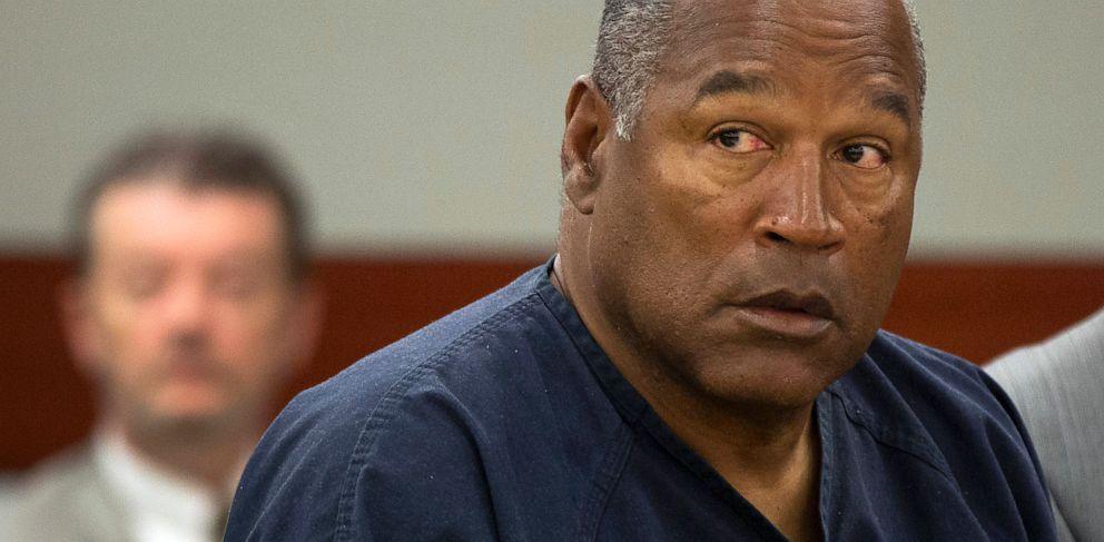 PHOTO: O.J. Simpson Awaits Parole Board Decision