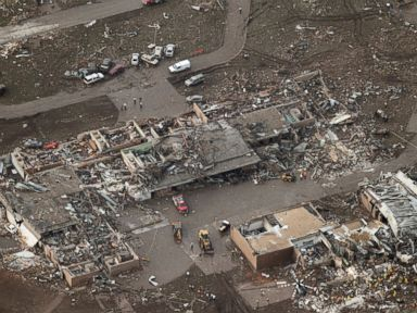 Photos: A Year After the Deadly Tornado in Moore, Okla.