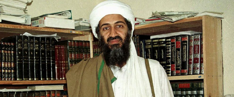 PHOTO: In this April 1998 file photo, al Qaida leader Osama bin Laden is seen in Afghanistan.