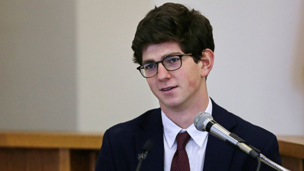 Chessy Prout comes forward as victim in Owen Labrie prep school rape case