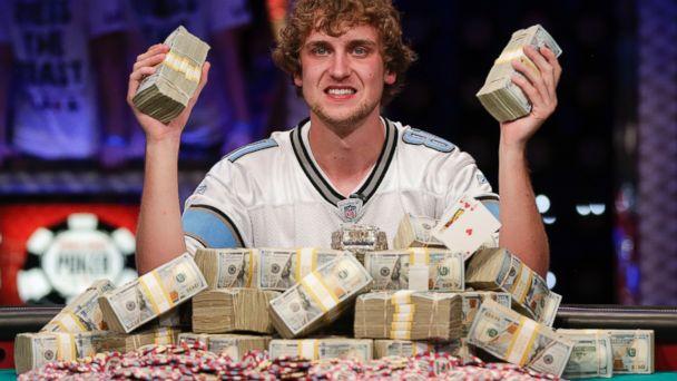 AP poker world series tk 131106 16x9 608 World Series of Poker Players, Still in Their 20s, Score Millions