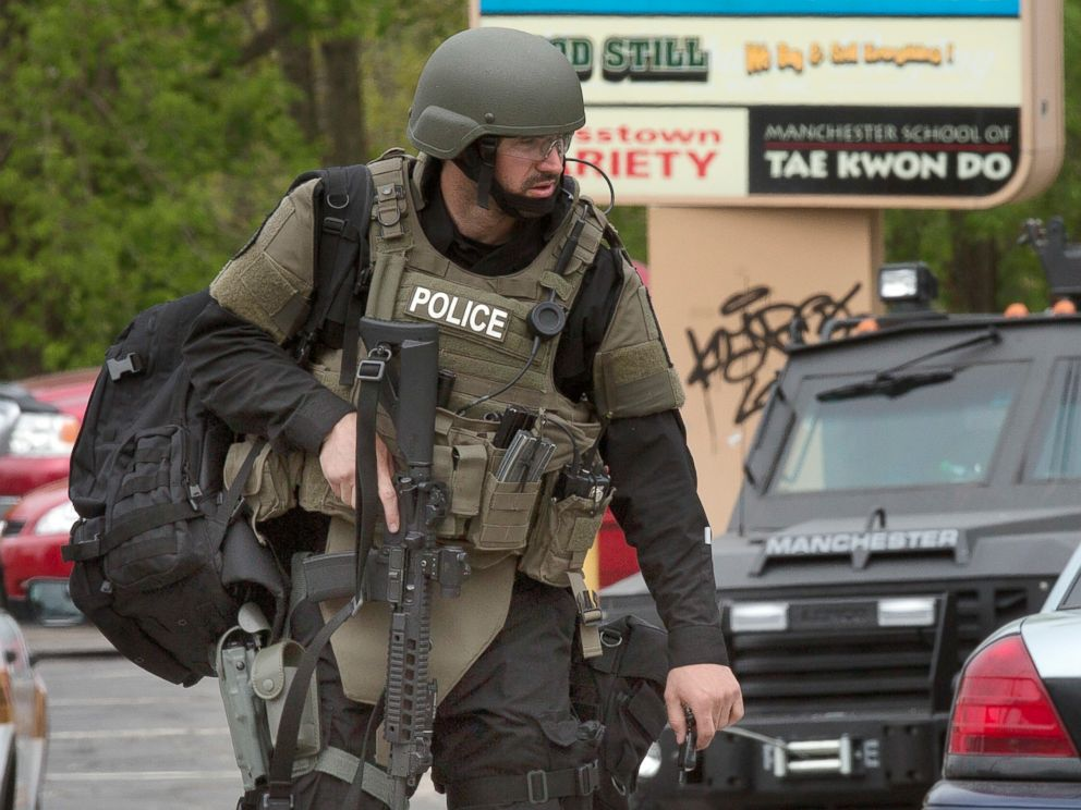 Suspected Shooter of 2 Cops in New Hampshire Arrested and Charged ...