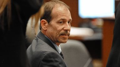 PHOTO: Theodore Wafer sits in court at his second-degree murder trial in Detroit, July 23, 2014.