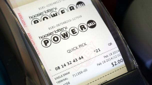 AP powerball tickets jef 140219 16x9 608 Feeling Lucky? Powerball Drawing for $400M Tonight