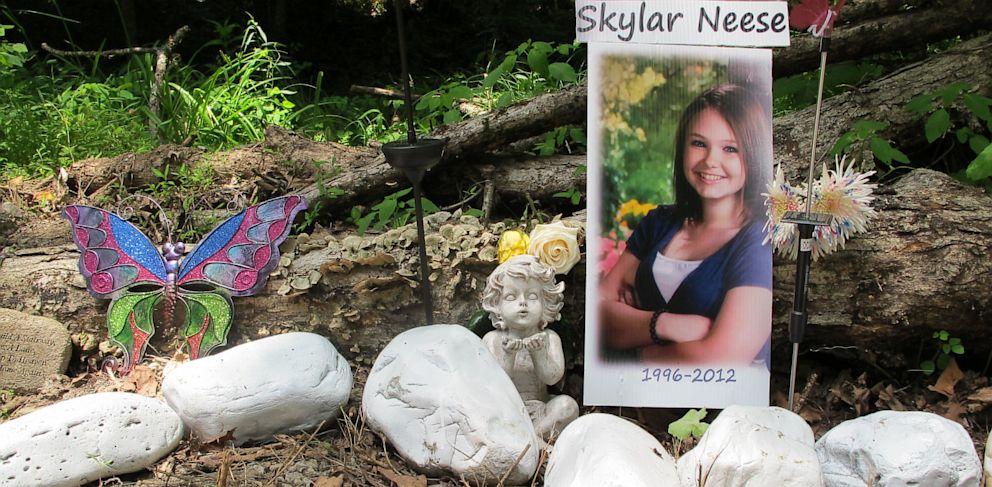 PHOTO: Skylar Neese Memorial