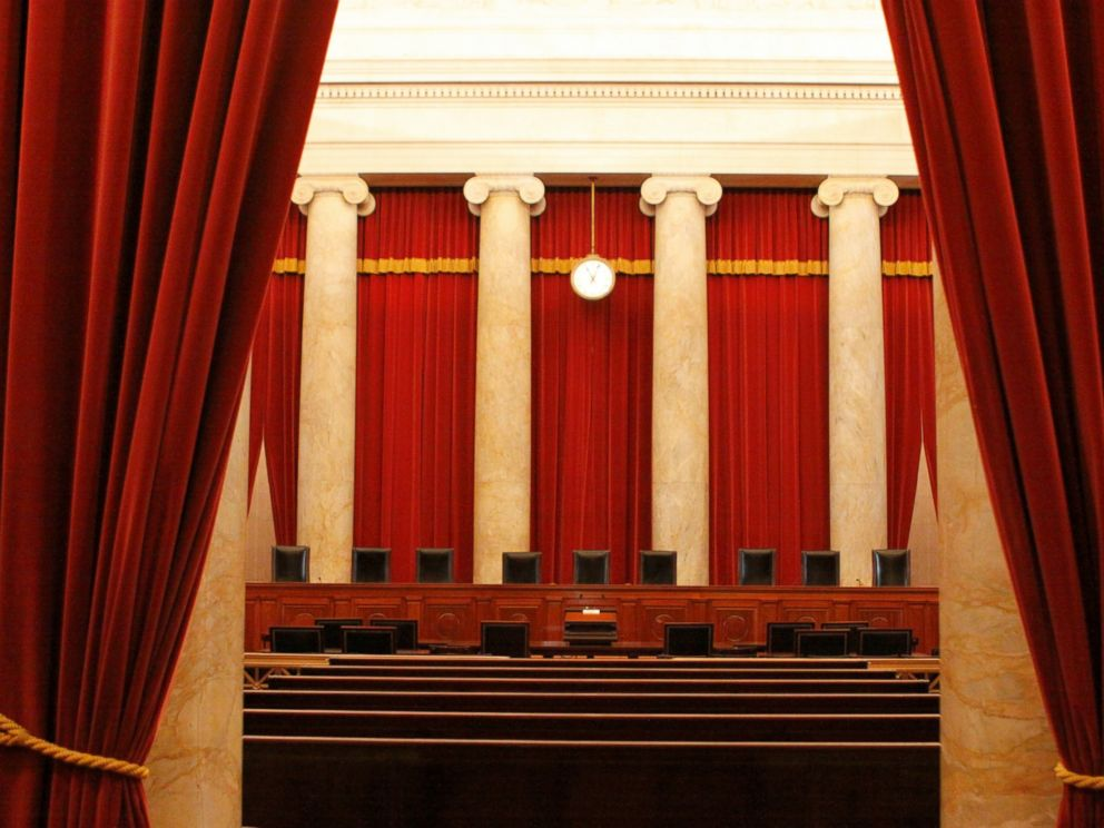 PHOTO: The Supreme Court chamber is seen in Washington, Aug. 26, 2011.