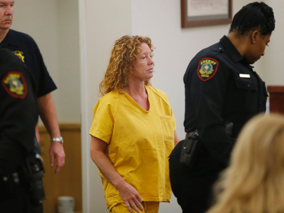 PHOTO: Tonya Couch appears in court in Fort Worth, Texas, Jan. 8, 2016 on a charge of hindering the apprehension of a felon.