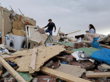 Photos: The Most Dramatic Images From the Tornado Outbreak