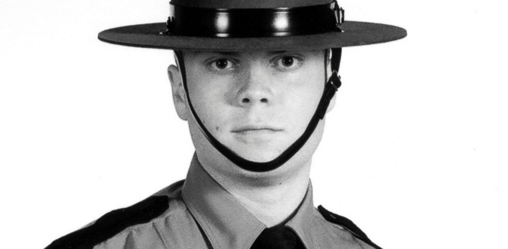 PHOTO: This undated file photo provided by the Pennsylvania State Police shows Trooper Alex Douglass.