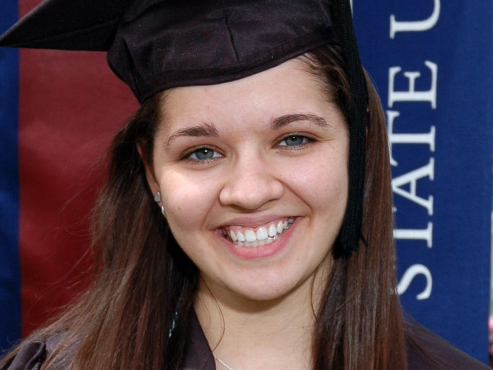 PHOTO: Victoria Soto is pictured in this undated photo provided by Eastern Connecticut University.