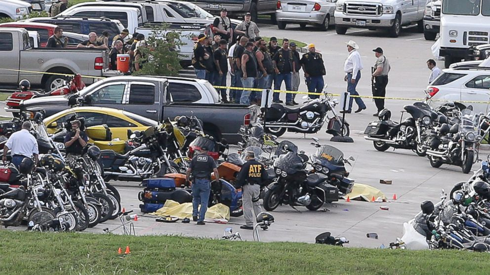 Bikers Waco Texas What Really Happened in Waco Texas