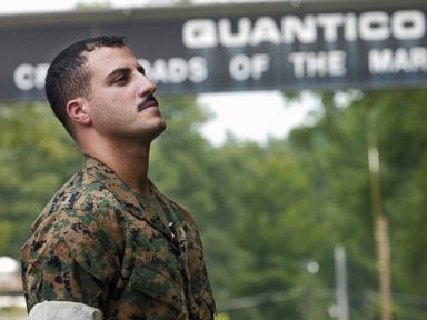 Two-Time Marine Deserter Surrenders After Nine Years