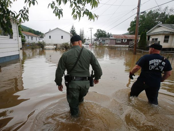 West Virginia Comes Together in Wake of Devastating Flood