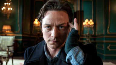 "PHOTO: In this film publicity image provided by 20th Century Fox, James McAvoy portrays Charles Xavier in a scene from ""X-Men: First Class."" The X-Men? franchise will get another boost in 2016 with the release of ??X-Men: Apocalypse.?"