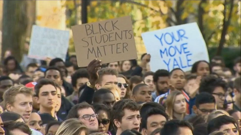 The Allegations of Racism at Yale That Culminated in March for Justice