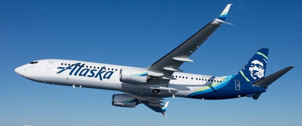 PHOTO: Alaska Airlines