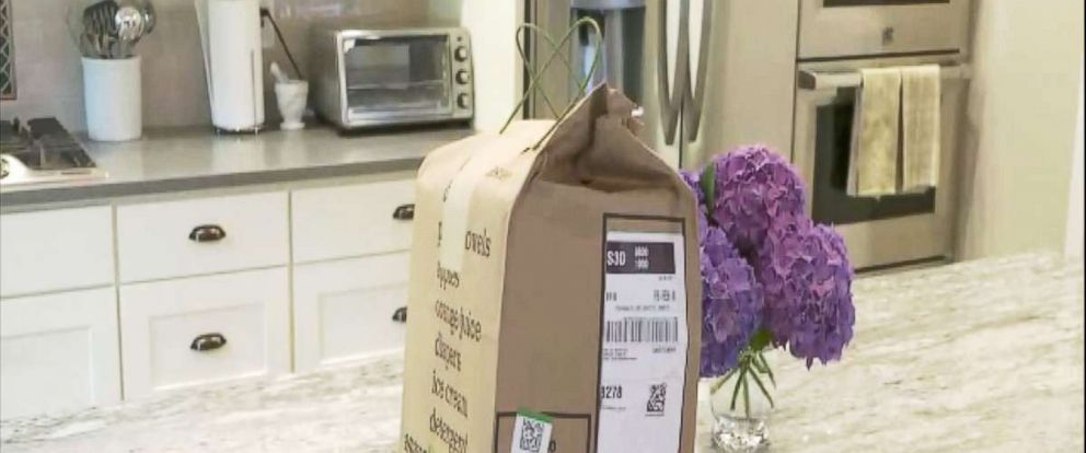 "PHOTO: ""GMA"" ordered the Chicken Tikka Masala dish from Amazons new meal kit delivery service."