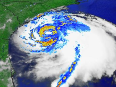 Arthur Targets Carolinas After Reaching Hurricane Strength