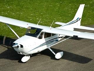 Stolen Cessna Pursued by Jet Fighters Lands on Highway 1