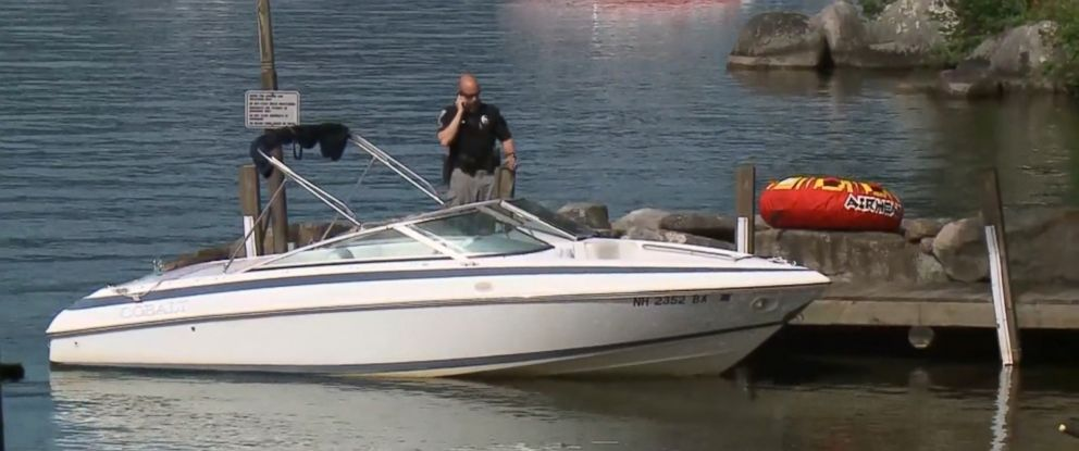 PHOTO: According to New Hampshire State Police Marine Patrol, Zoe Anderson, 12, was killed while learning to slalom ski behind a powerboat being operated by her father on Newfound Lake in New Hampshire, July 17, 2017.