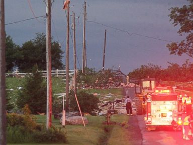 4 Dead, Homes Destroyed by Storms in Central NY