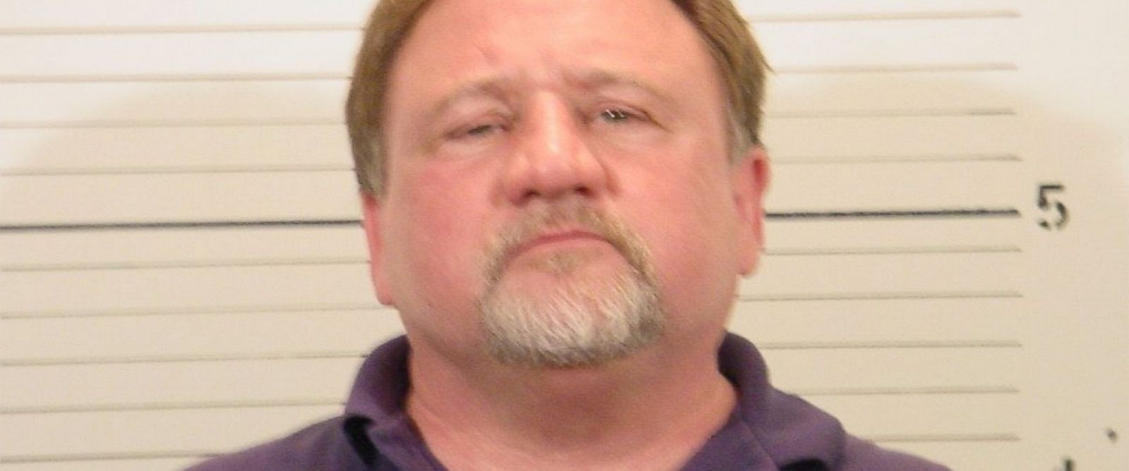 PHOTO: A handout image released by the St Clair County Sheriffs Department shows a booking photo dated Feb. 19, 2007, of James T. Hodgkinson of Belleville, Illinois.