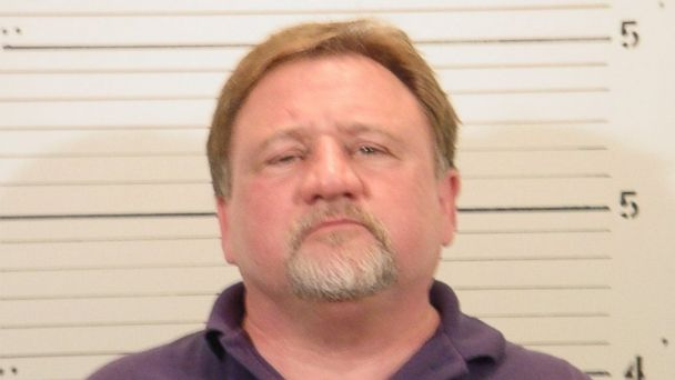 PHOTO: A handout image released by the St Clair County Sheriff's Department shows a booking photo dated Feb. 19, 2007, of James T. Hodgkinson of Belleville, Illinois.