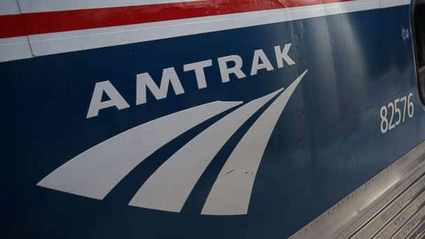 PHOTO: An Amtrak train at Union Station in Washington, Sept. 3, 2015.