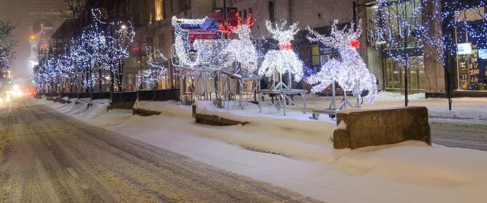 Where to Find a White Christmas This Year - ABC News