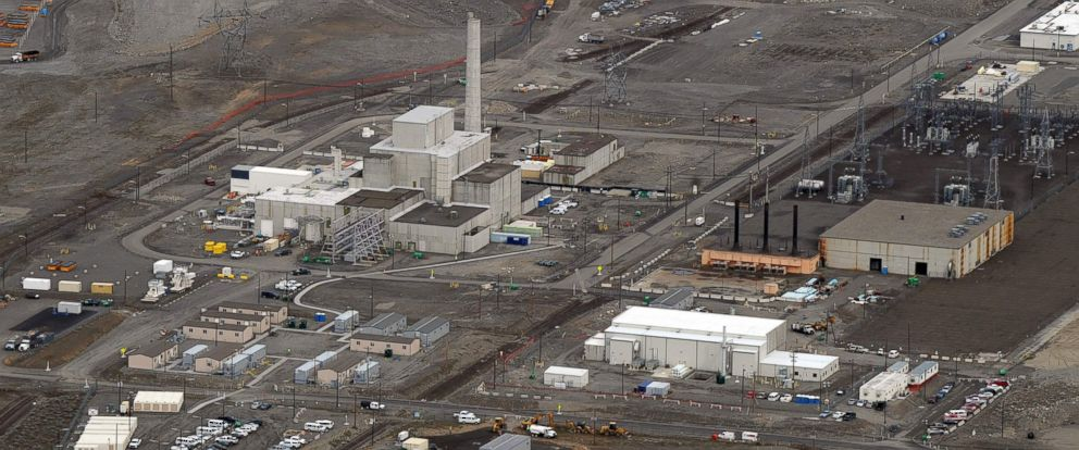 PHOTO: This file photo taken on March 21, 2011 shows a decommissioned nuclear reactor during the cleanup operations at the Western hemispheres most contaminated nuclear site in Hanford, Wash.