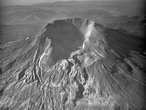 Corbis via Getty Images. Mount Saint Helens ...