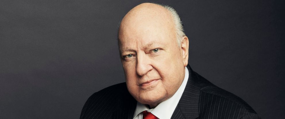 PHOTO: Roger Ailes is photographed at FOX headquarters, Nov. 13, 2015, in New York.