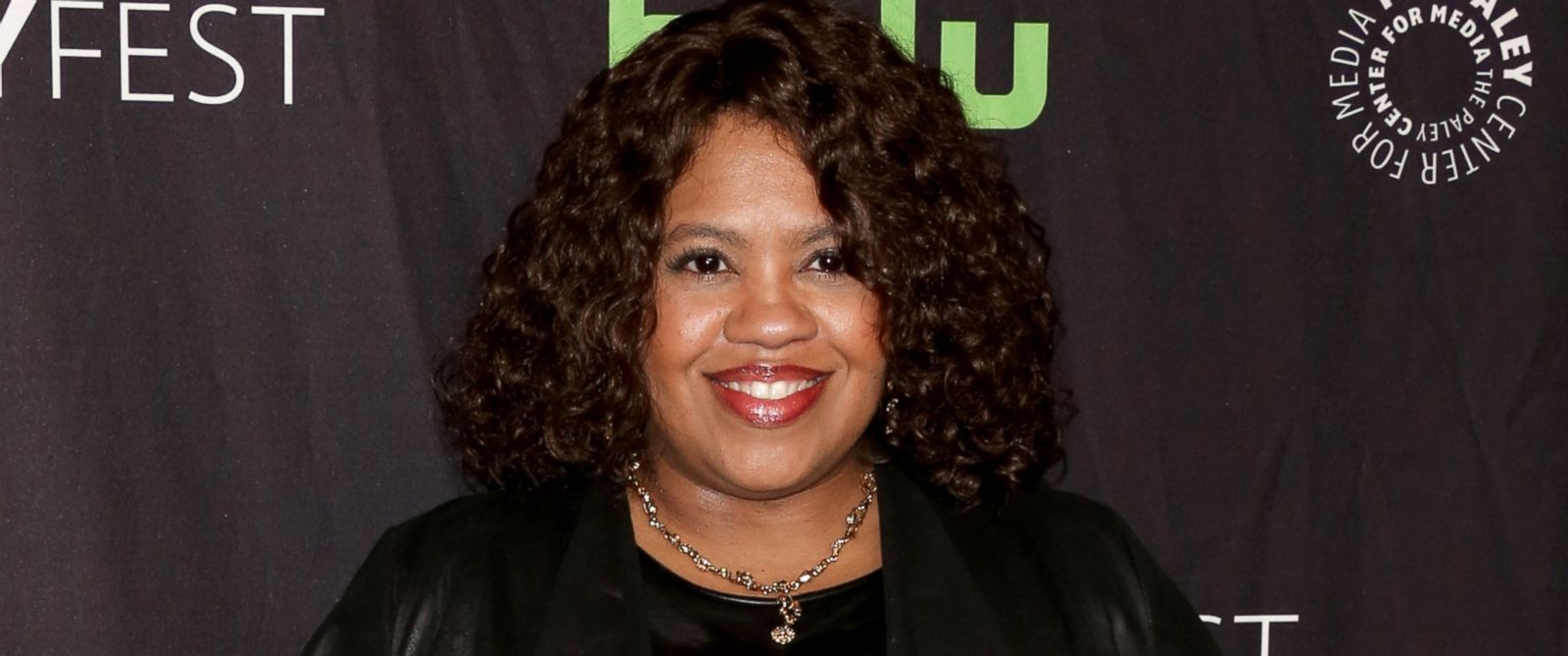 PHOTO: Chandra Wilson attends the the Paley Center for Medias 34th annual PaleyFest at the Dolby Theatre, March 19, 2017, in Hollywood, Calif.