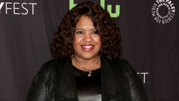 PHOTO: Chandra Wilson attends the the Paley Center for Media's 34th annual PaleyFest at the Dolby Theatre, March 19, 2017, in Hollywood, Calif.