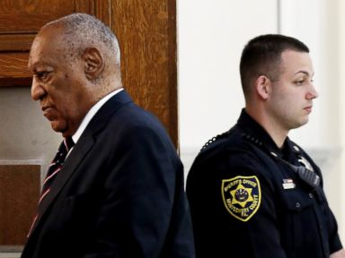 Jury in Bill Cosby's sexual assault trial begins deliberations