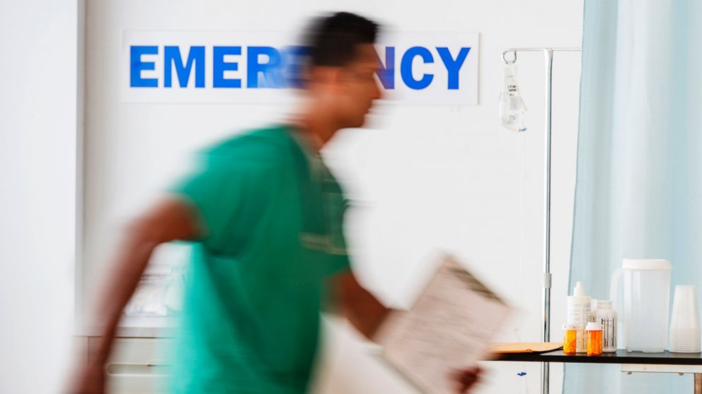 emergency room narrative essay
