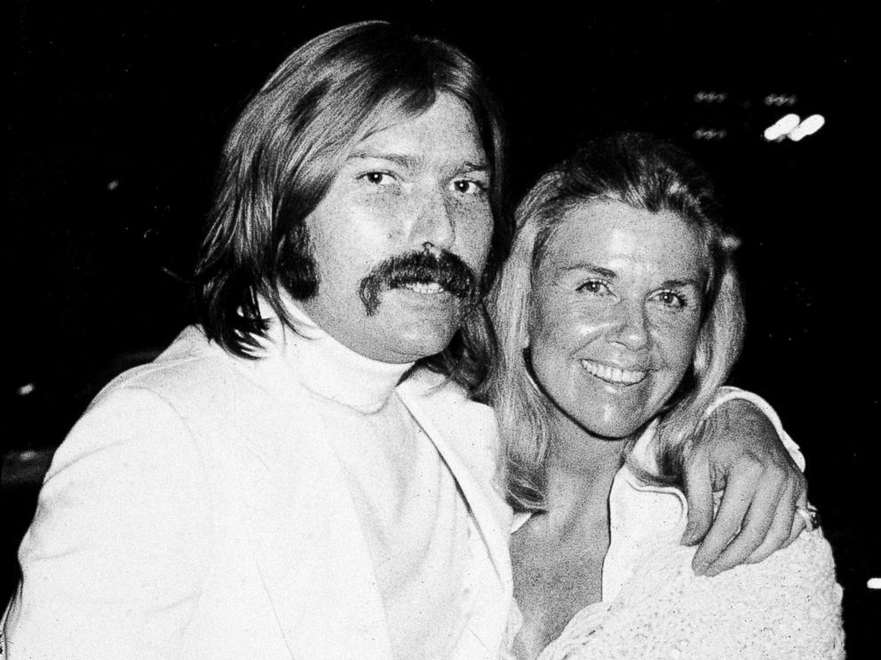 PHOTO: Doris Day with her son, Terry Melcher circa, 1970.