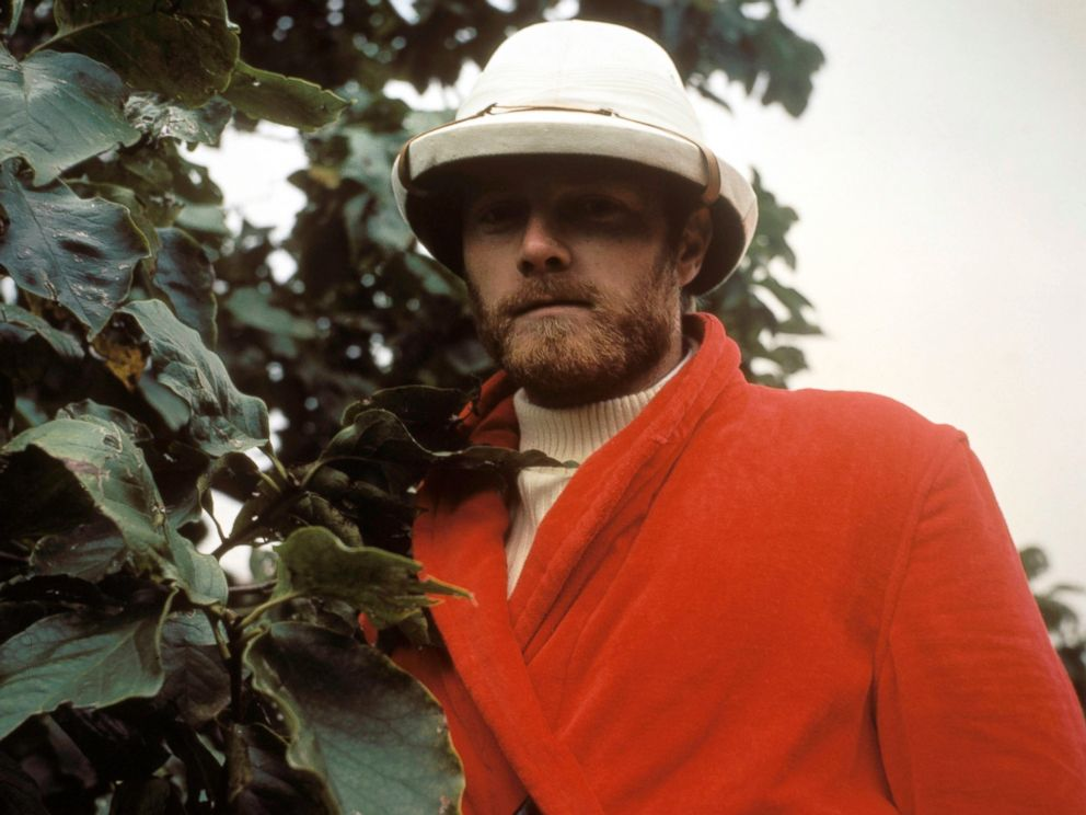 PHOTO: Mike Love of the Beach Boys.