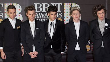 PHOTO: Liam Payne, Louis Tomlinson, Zayn Malik, Niall Horan, and Harry Styles of One Direction