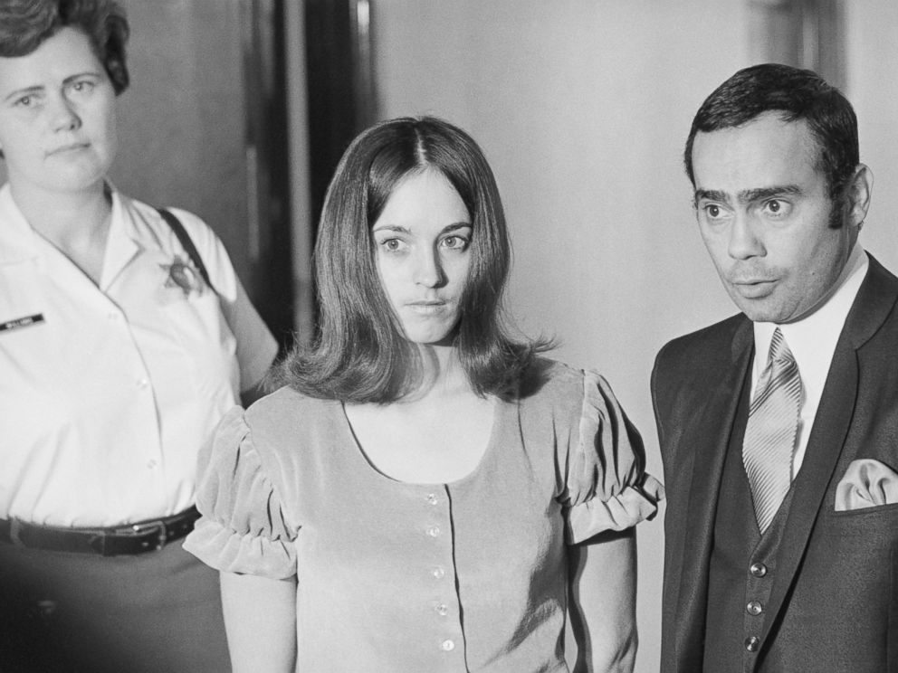 PHOTO: Susan Atkins testified before the Los Angeles Grand Jury in Dec. 1969, for the Tate-LaBianca killings.