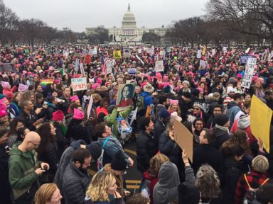 Hundreds of Women's Marches Planned Worldwide